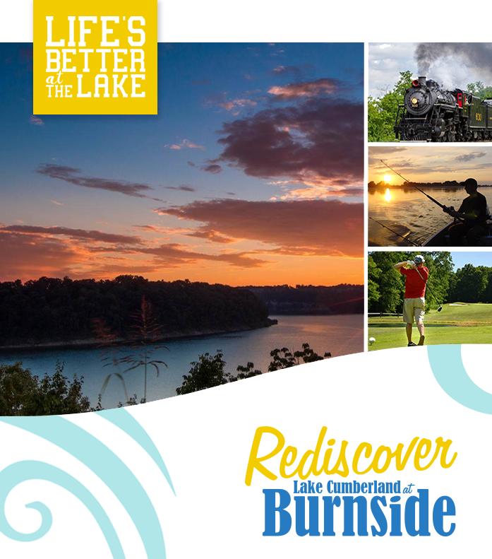 Visit Burnside, Kentucky | Life's better at the lake