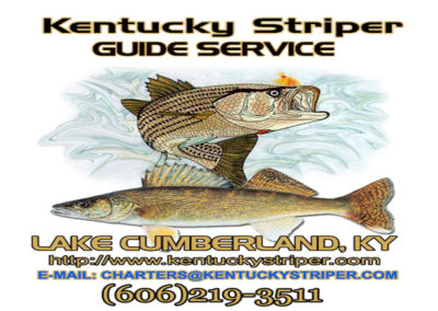 Kentucky Striper Guide Service