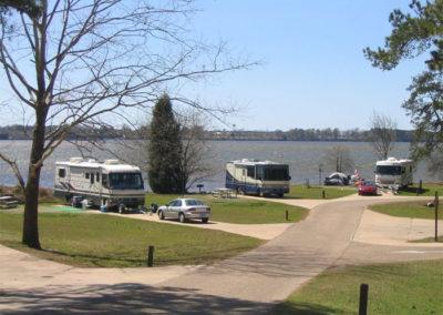 Lake Cumberland RV Park Golf Driving Range