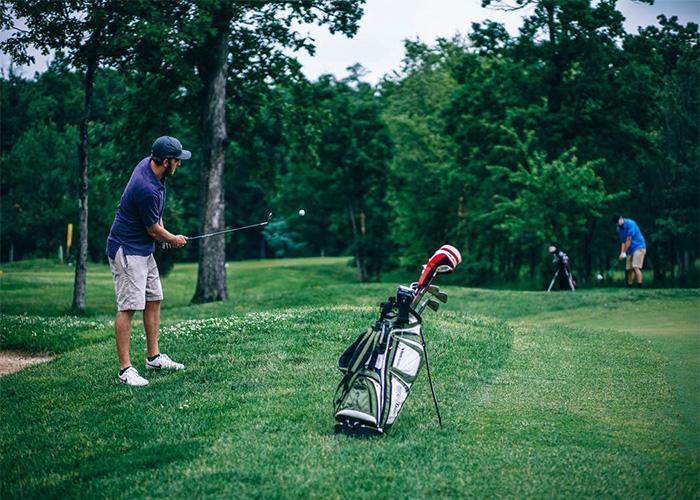 General Burnside Island State Park Golf Course