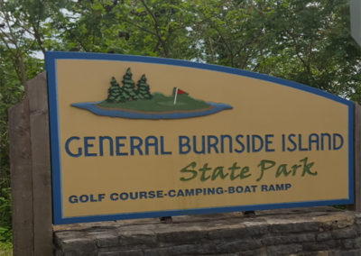 General Burnside Island Boat Launch