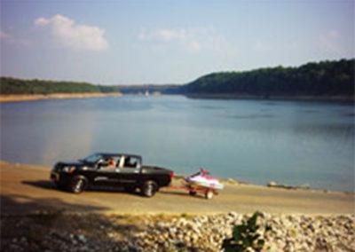 Waitsboro Boat Launch