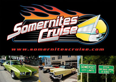 Somernites Cruise Car Show