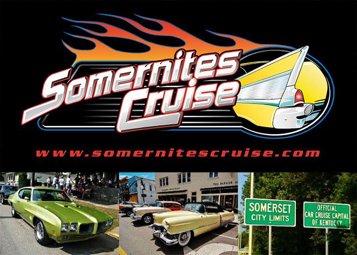 Somernites Cruise Car Show